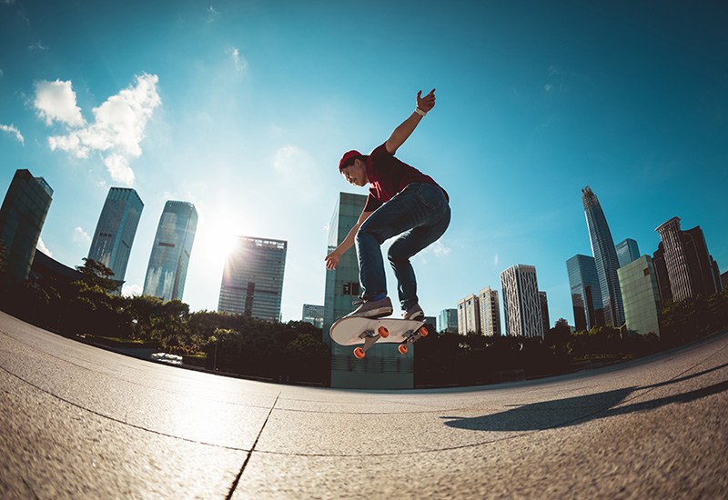 Rodamientos para Skateboard