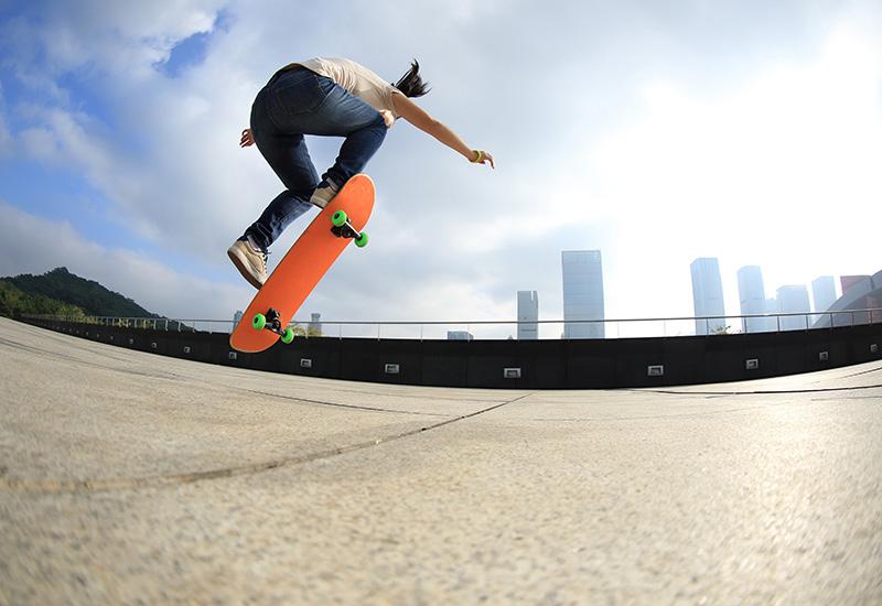 Ejes para skateboard